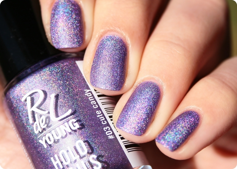 Rival de Loop Young 03 Cute Candy Swatch by Romana