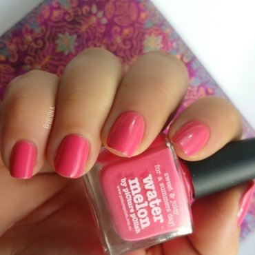piCture pOlish wanderlust Swatch by Valentina