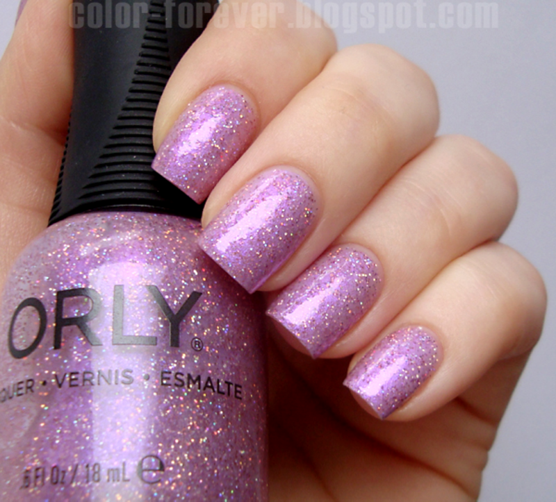 Orly Feel the Funk Swatch by ania