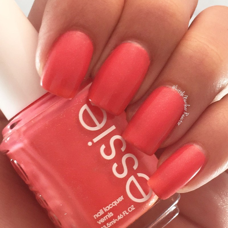 Essie Sunday Funday Swatch by LittleNuclearReactor