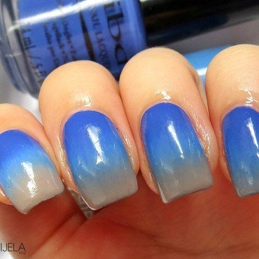 How to: gradient nails nail art by bydanijela