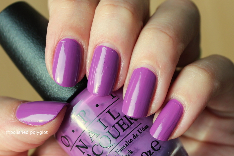 OPI I Manicure for Beads Swatch by Polished Polyglot
