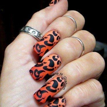 Halloween nail art by PolishSickness