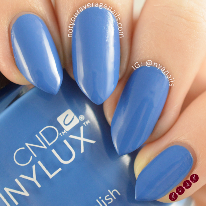 CND Date Night Swatch by Becca (nyanails)