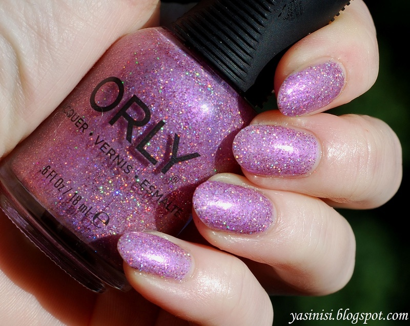 Orly Feel the Funk Swatch by Yasinisi