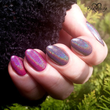 Dance Legend Top Prismatic Swatch by RedRouge