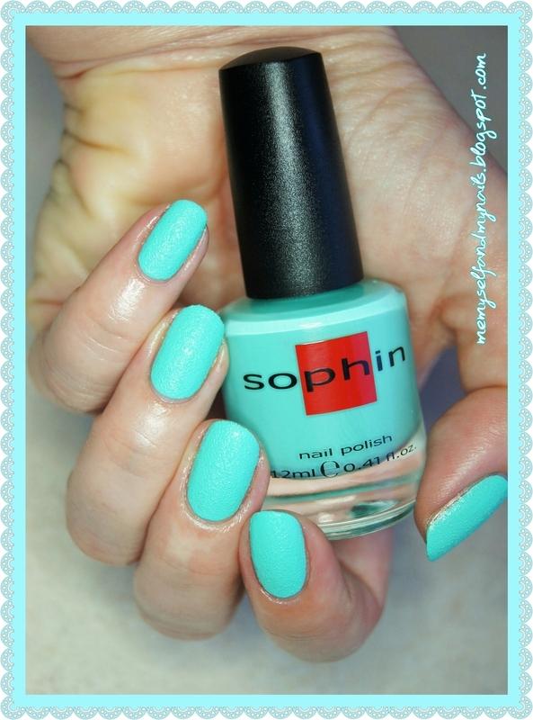 Sophin 289 SAND EFFECT Swatch by ELIZA OK-W