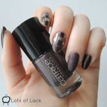 Blob Nailart nail art by LotsOfLack