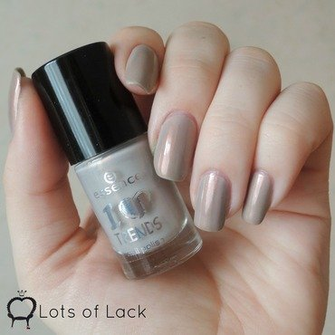 Essence What A Grey-t Night Swatch by LotsOfLack