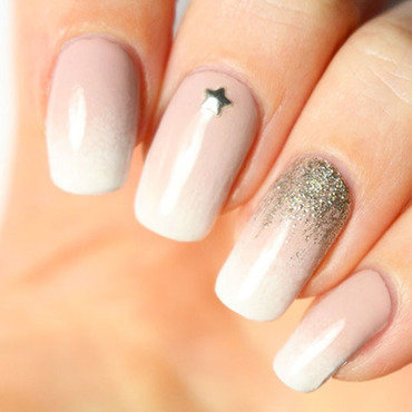 Babyboomer nail art by Tribulons