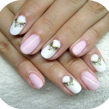 Antic beauty nail art by Boglarka Tornai