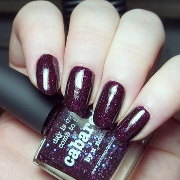 piCture pOlish cabaret Swatch by nailicious_1