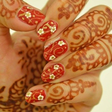 Indian 20bridal 20nails 203 thumb370f