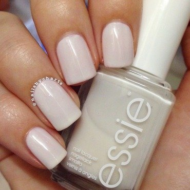Essie Tuck In My Tux Swatch by Claudia