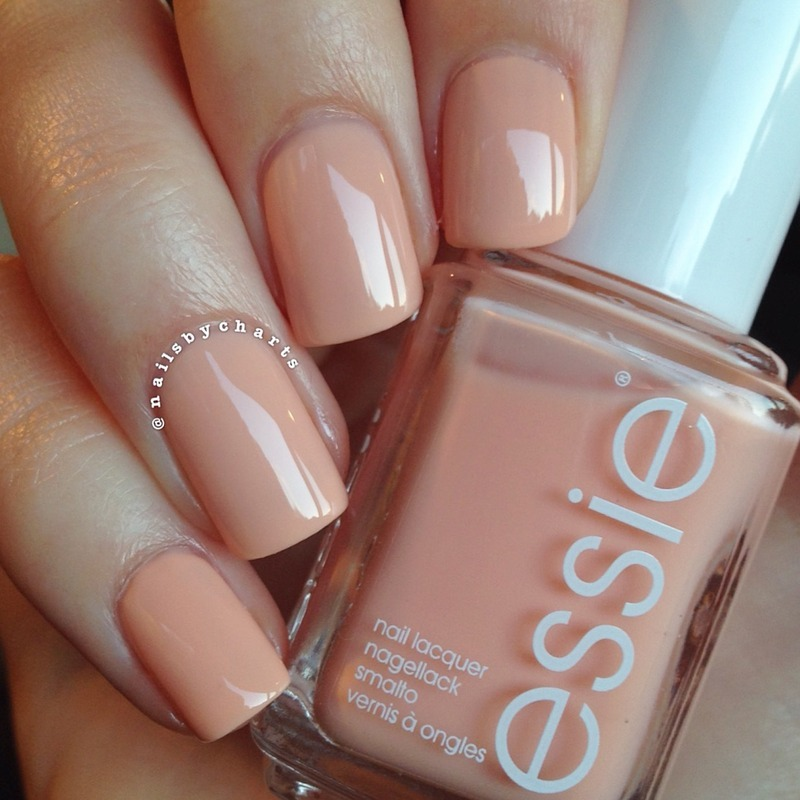 Essie Back in the Limo Swatch by Claudia