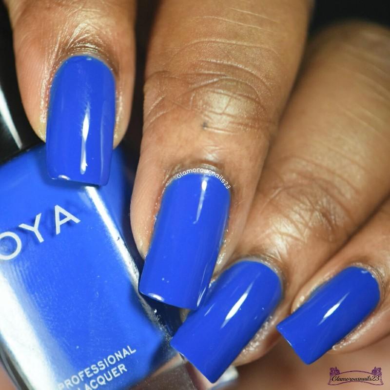 Zoya Sia Swatch by glamorousnails23