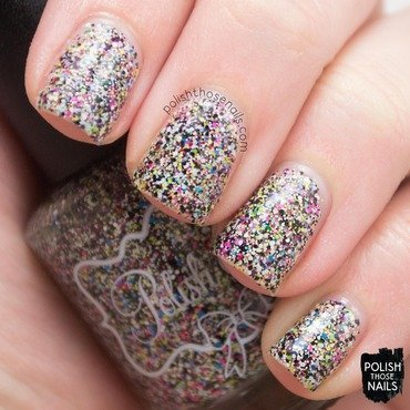 Polish m behind the scenes multicolor glitter swatch 3 thumb370f