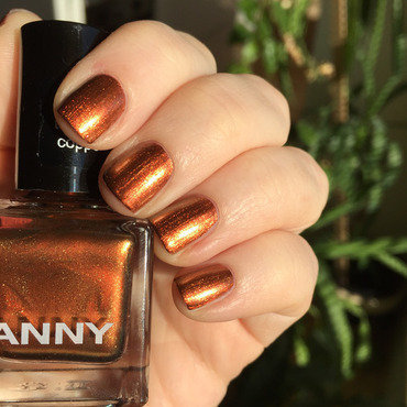 Anny #151 The new copper Swatch by vorobeikacz