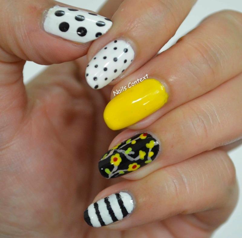 Spring Fever nail art by NailsContext