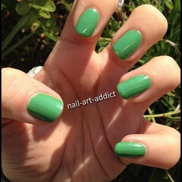Essie Mojito Madness Swatch by SowNails