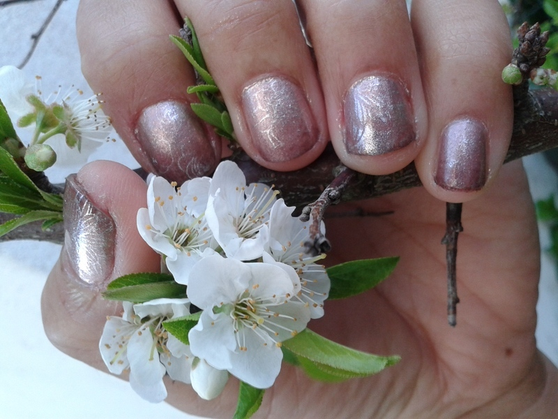 On Spring Mode nail art by Avesur Europa