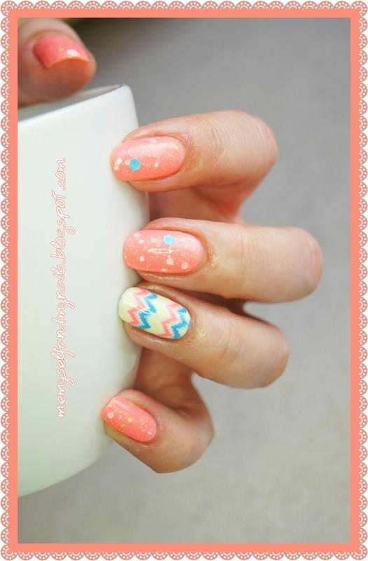 Candy shop nail art by ELIZA OK-W