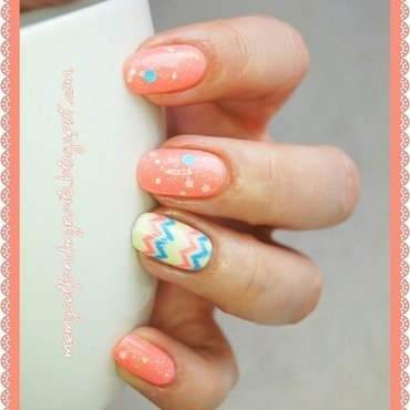Candy shop nail art by ELIZA OK-W