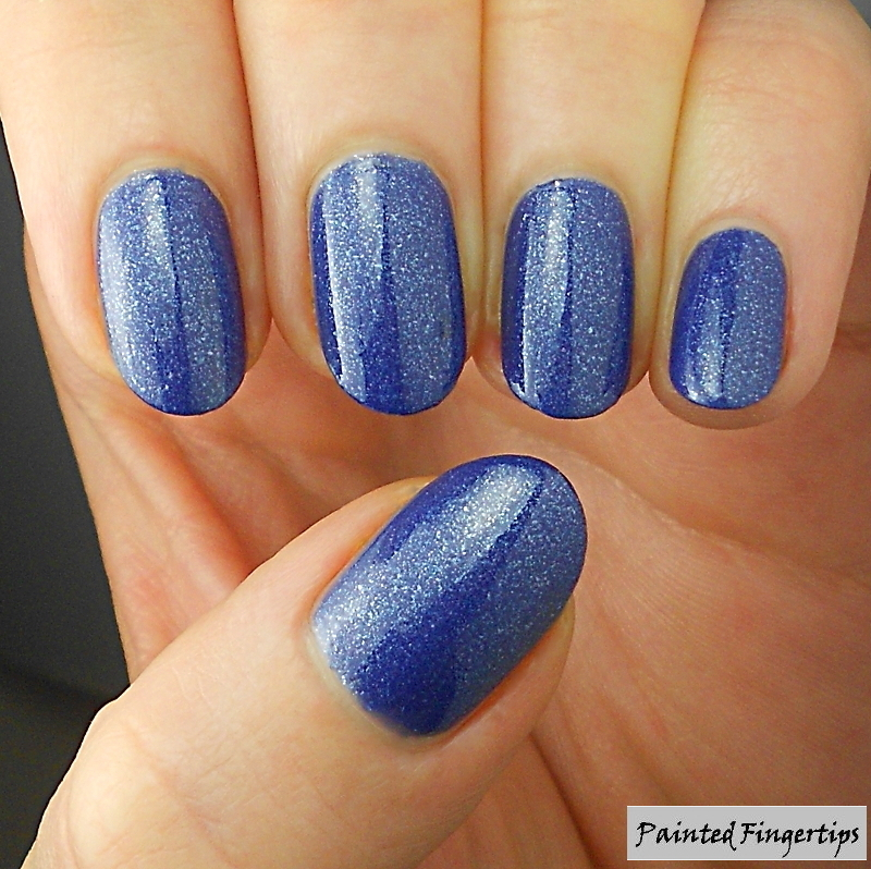 Sinful Colors Neptune Swatch by Kerry_Fingertips