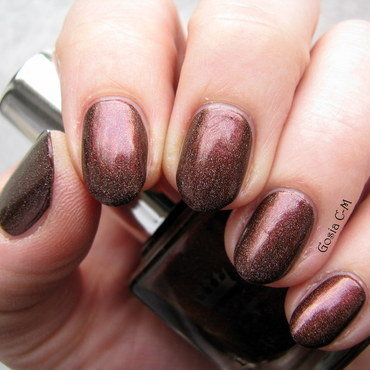 A England Briarwood Swatch by Nail Crazinesss