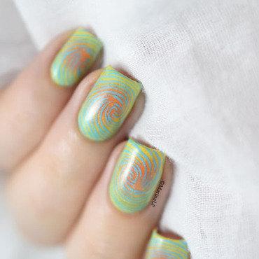 Kintore nail art by Marine Loves Polish