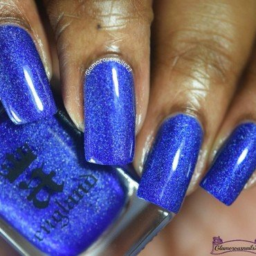 A-England Spirit Of The Moors Swatch by glamorousnails23