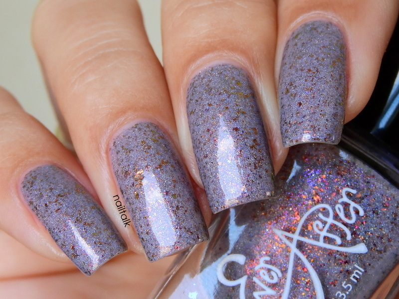 Ever After Polish Little Foot Swatch by Nailtalk