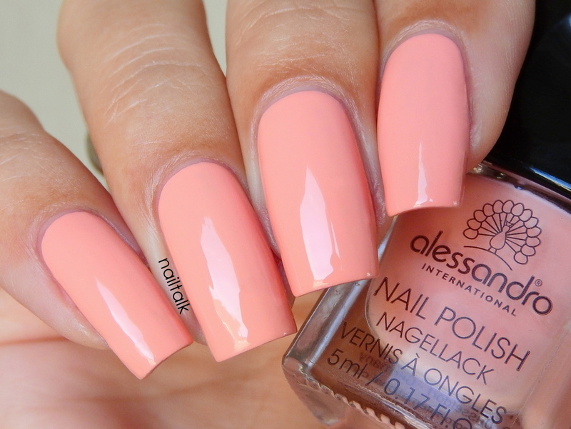 Alessandro Rock Candy Swatch by Nailtalk - Nailpolis: Museum of Nail Art