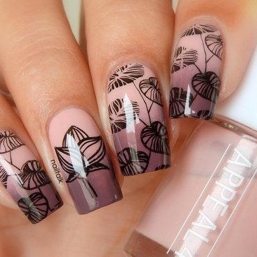 Appeal4 Fall Nails nail art by Nailtalk