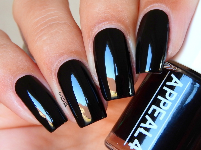 Appeal4 Everlasting Ebernee Swatch by Nailtalk
