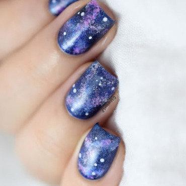 Galaxy nail art 20 9  thumb370f