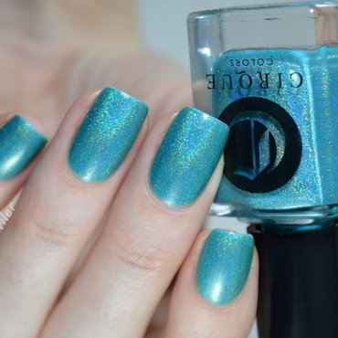 Cirque Cerrillos Swatch by Furious Filer