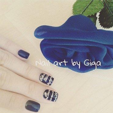 Love Poetry Nail Art  nail art by Nail Art By Giga