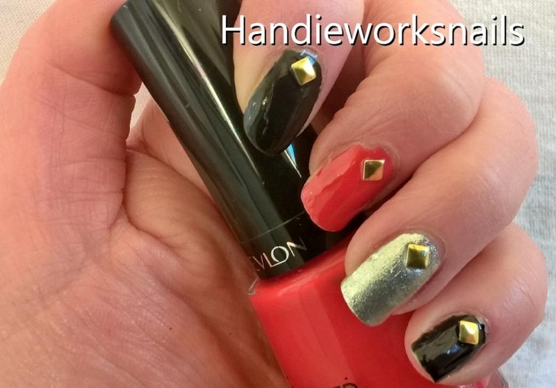 Summer Style nail art by Sazjay