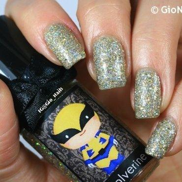 Esmaltes  Da Kelly Wolverine Swatch by Giovanna - GioNails