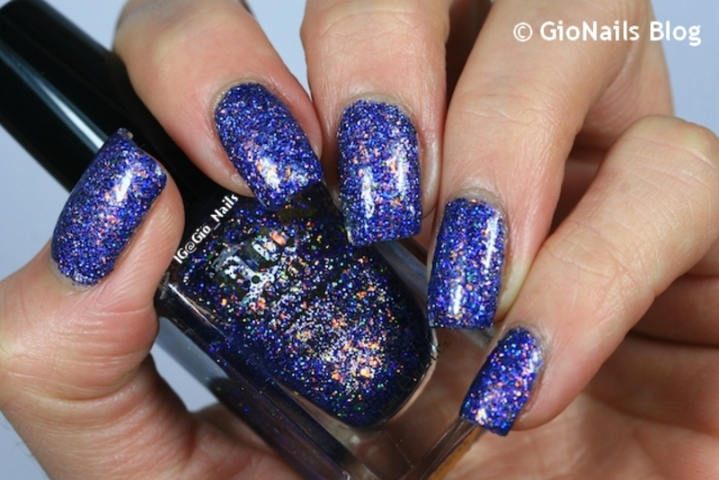F.U.N Lacquer Fairy Tale Swatch by Giovanna - GioNails