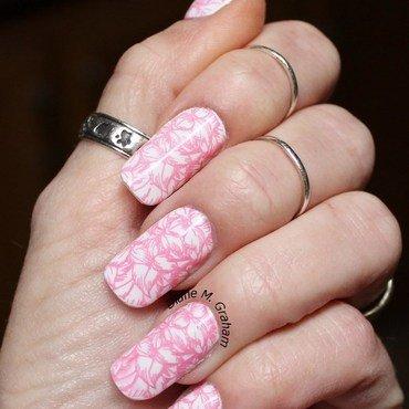 Julep Sheer nail art by PolishSickness