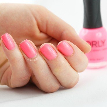 Orly Put the top down Swatch by Ann-Kristin