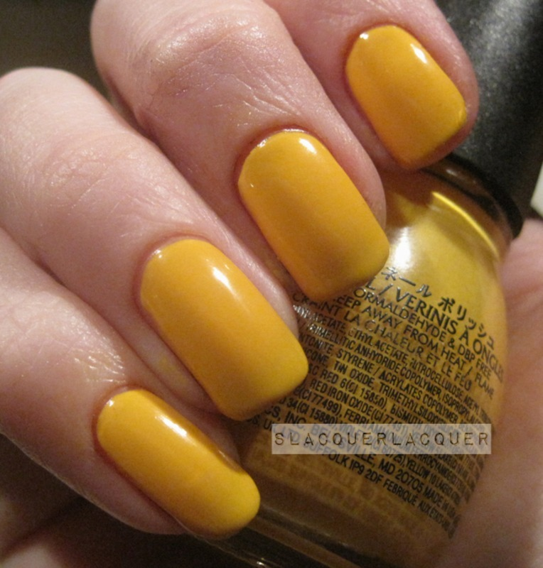 Sinful Colors Pull Over Swatch by Tina