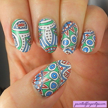 Full nail decals nicole diary thumb370f