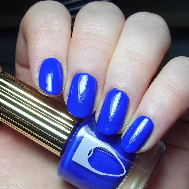 Flossgloss El Capitán Swatch by nailicious_1