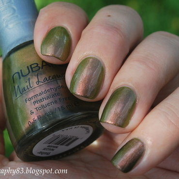 Nubar Wildlife Swatch by Hana K.