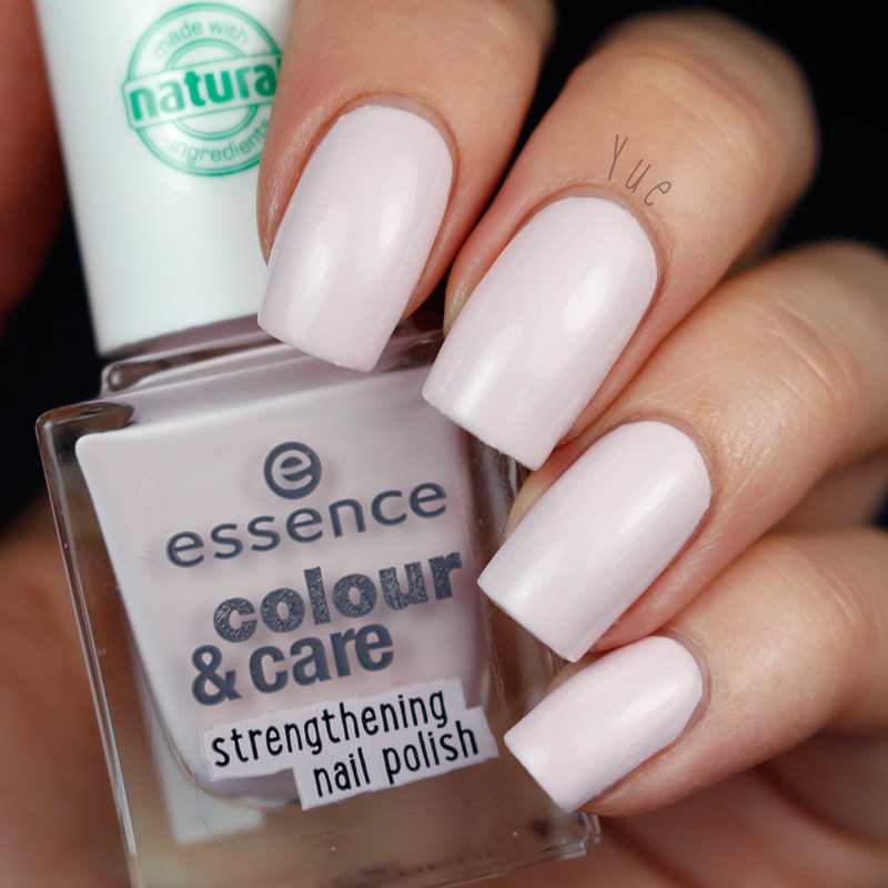 Essence Happy Nails Swatch by Yue