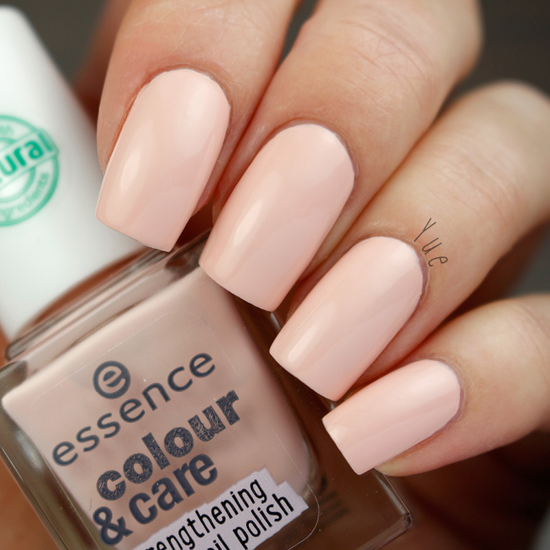 Essence I Care For You Swatch by Yue