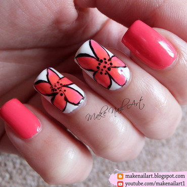 Flower 20nail 20art 20design 20for 20summer 20tutorial thumb370f